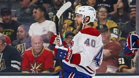 Joel Armia jatkaa Montrealissa.