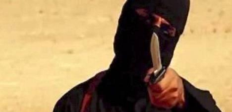 Tämä brittienglantia puhuva Isis-terroristi on mestannut järjestön panttivankeja.