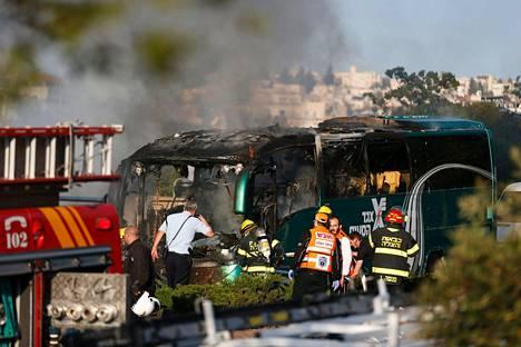 Räjähdyksessä haavoittui 16 ihmistä