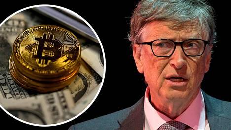 Miljardööri Bill Gates ei kuulu bitcoin-faneihin.