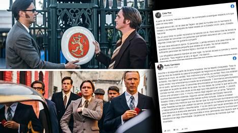 Näkymättömät sankarit -tv-sarja nähtiin Ylellä viime vuonna.