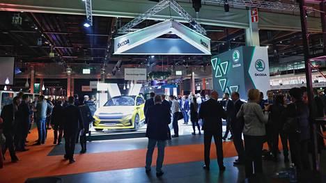 Yli 7000 ihmistä kokoontui Helsinkiin Nordic Business Forumiin keskiviikkona ja torstaina.