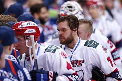 Liivik pelasi HIFK:ssa SM-liigaa vuodesta 2008 vuoteen 2013 ja palasi Helsinkiin vielä kaudella 2015–16.