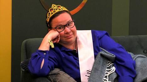 Rosa Meriläinen joutui jättämään Big Brother -talon taakseen.