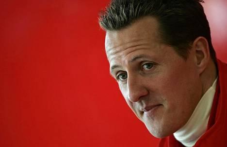 Michael Schumacher kuvattuna vuonna 2006.