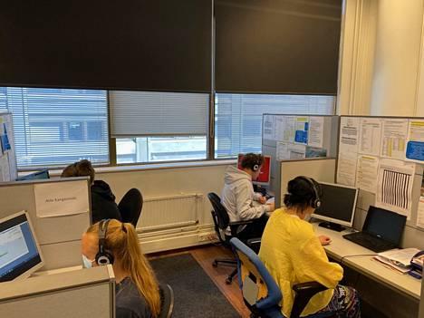 Pasastarilla on toimistoja ympäri Suomea.