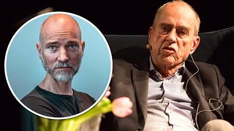 Jörn Donner kommentoi Aku Louhimiehen toimintatavoista noussutta keskustelua.