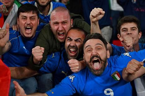 Edellisen kerran Italia voitti EM-mestaruuden vuonna 1968.
