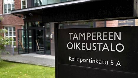 Asiaa käsiteltiin Pirkanmaan käräjäoikeudessa Tampereella.