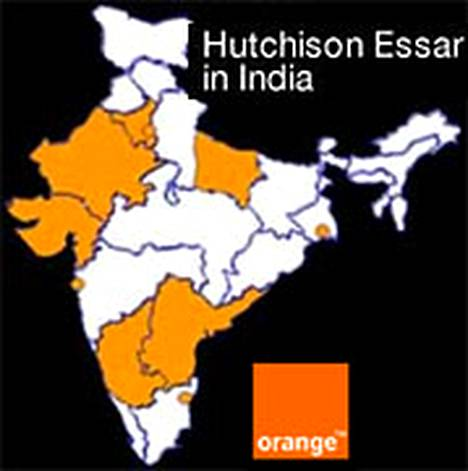 Vodafone osti Hutchisonin ulos Essarista vuonna 2007.