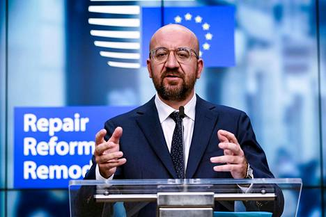 Euroopan neuvoston puheenjohtaja Charles Michel esitteli ehdotuksensa 10. heinäkuuta.