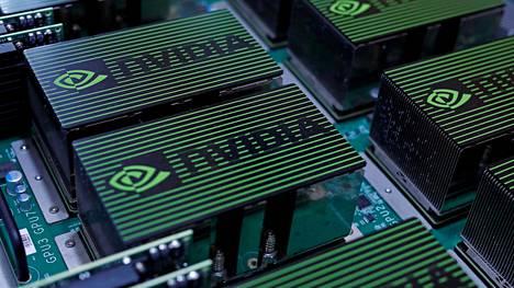 Nvidia on laajentanut onnistuneesti pc-bisneksen ulkopuolelle.