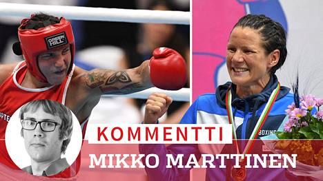 Kommentti: Suomen olympiatoiveet ovat vaarallisten naisten varassa – mutta niitä uhkaa täydellinen romahdus