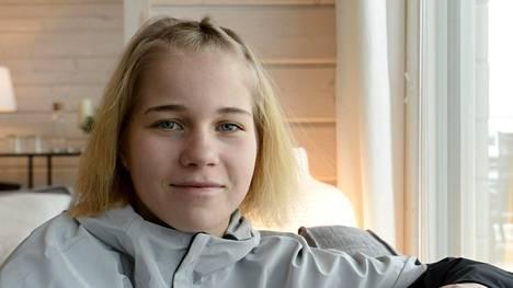Alisa Vainio on kärsinyt loukkaantumisista tänä vuonna.
