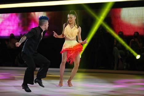 Tanssii Tähtien Kanssa 2021 Parit