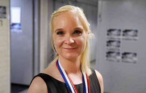 Titta Heikkilän valmennusmenetelmät ovat puhuttaneet.
