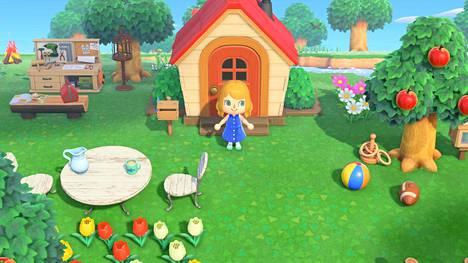 Animal Crossingin uusin osa oli kevään jättihitti, kun korona pakotti ihmiset jäämään neljän seinän sisään. Pelissä kehitetään omaa kylää pala palalta toistaen päivästä toiseen kisoja arkisia askareita.