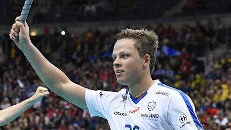 Maailmanmestari Ville Lastikka loukkaantui liigaottelussa