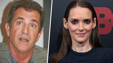 Stranger Things -sarjassa näyttelevä Winona Ryder kertoo Mel Gibsonin päästäneen juhlissa suustaan antisemitistisiä kommentteja.