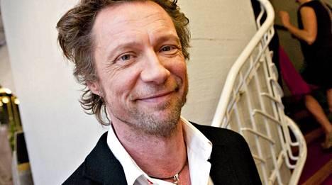 Antti Reini saa kansainvälistä mainetta. Arkistokuva joulukuulta 2013.