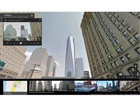 Google Mapsissa on voinut aikaisemmin katsoa Street View -historiaa. Nyt siihen tulee myös henkilökohtainen historia kuvineen.
