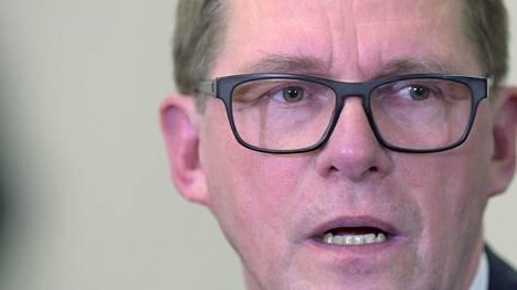 Kansanedustaja, ex-pääministeri Matti Vanhanen (kesk) oli keskustan presidenttiehdokkaana vuonna 2006. Vaalit voitti Tarja Halonen, Sauli Niinistö oli äänimäärällä mitattuna toinen ja Vanhanen kolmas.