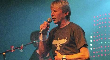 Matti Nykänen esiintyi helsinkiläisravintolassa torstain ja perjantain välisenä yönä.