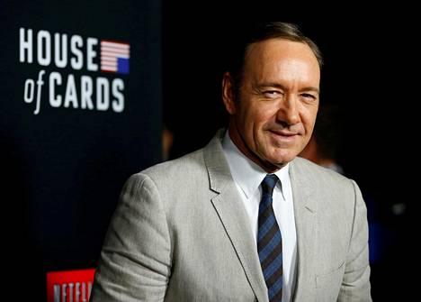 House of Cardsin tuoreimmalla tuotantokaudella ei nähty Kevin Spaceyn hahmoa.