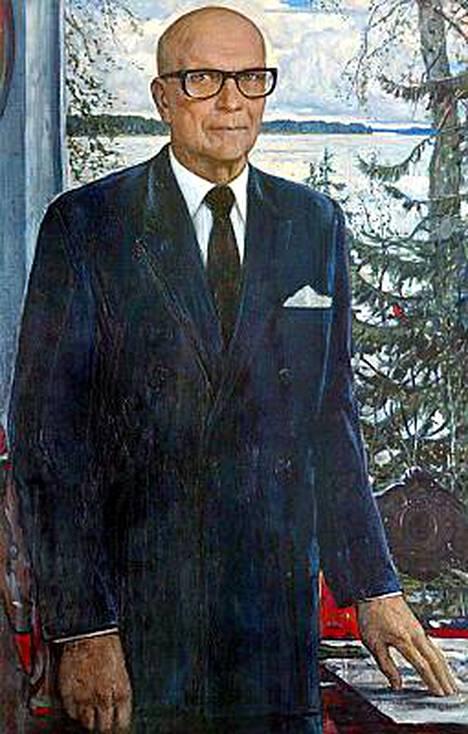 Ilja Glazunovin 1973 Urho Kekkosesta maalaama, suomalaisten pitkään ihmettelemä punatulkkutaulu oli todellisuudessa aikakauslehden lanseerausprojekti.