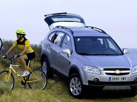 Chevrolet tarjoaa korealaisautoihinsa ilmaisia huoltoja kolmeksi vuodeksi.