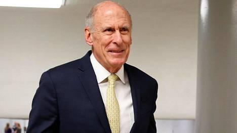 Yhdysvaltojen kansallisen tiedustelun johtaja Dan Coats.