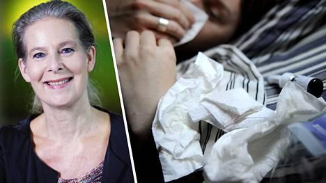 Tällä kaudella on käytössä niin sanottu neliarvoinen influenssarokote, kertoo THL:n ylilääkäri Hanna Nohynek.