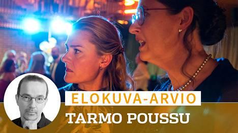 Miia (Pirjo Lonka) ja Karin (Minna Suuronen).