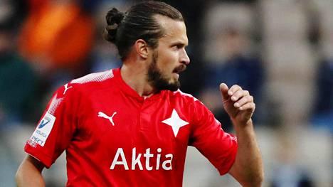 HIFK kiinnitti luottopelaajansa kahden vuoden jatkosopimuksella