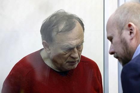 Oleg Sokolov vangittiin Anastasija Jeshtshenkon murhasta epäiltynä maanantaina. Hän on alustavasti tunnustanut surman.