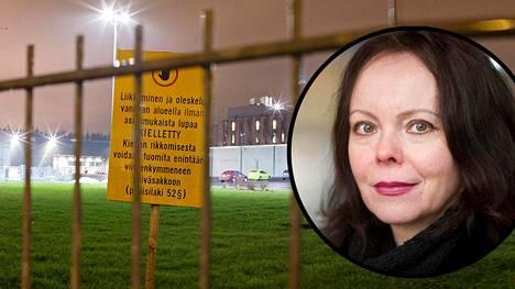 Psykologi Jaana Haapasalo kertoi IS:lle vankilapsykologin palkkaamiseen liittyvistä oudoista yksityiskohdista.