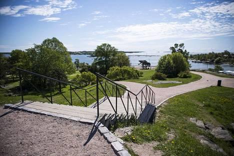 Tähtitorninmäki on mainio paikka piknikille.