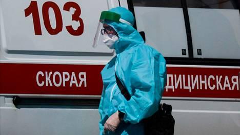 Variantit ovat edistäneet tartuntojen nousua Moskovassa.