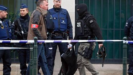 Päätös Salah Abdeslamin luovutuksesta tehtiin aiemmin tällä viikolla Brysselissä.