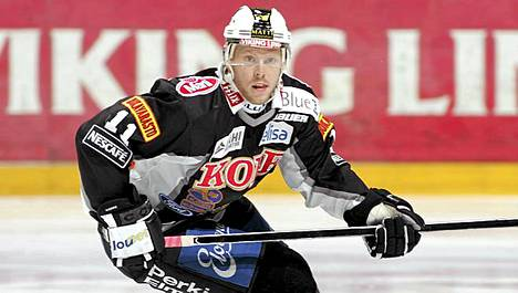 Saku Koivu tarjosi SM-liigan ystäville herkkua NHL:n edellisellä työsulkukaudella.