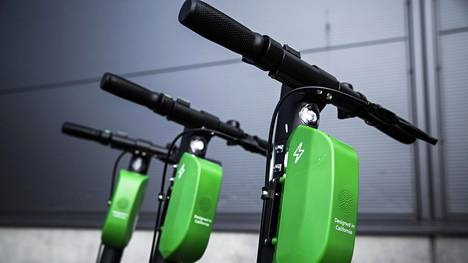 Lime on yhdysvaltalainen, San Franciscosta lähtöjään oleva sähköpotkulautayritys. Se toimii yli sadassa kaupungissa eri puolilla maailmaa.