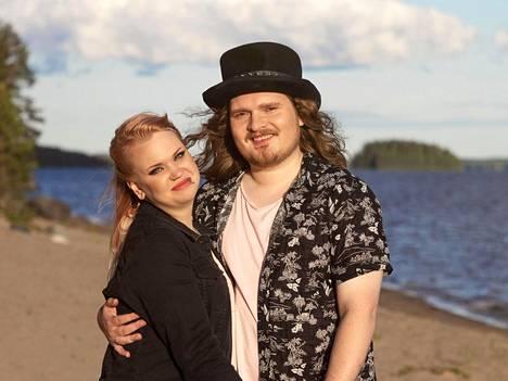 Jenna ja Juuso.