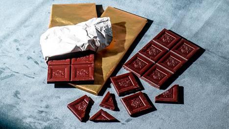 Suklaa valmistetaan muun muassa kaakaosta, joka sisältää flavonoideja.