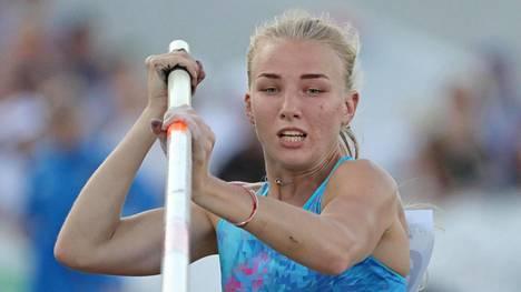 Irina Ivanova sai luvan osallistua Dohan MM-kisoihin.
