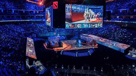 Dota 2 on yksi maailman suosituimmista kilpapeleistä.
