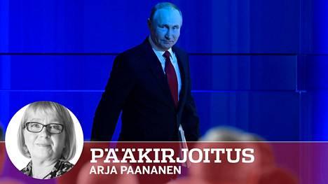 Presidentti Vladimir Putin yllätti keskiviikkona linjapuheellaan, jolla hän käynnisti perustuslaki- ja hallitusremontin.