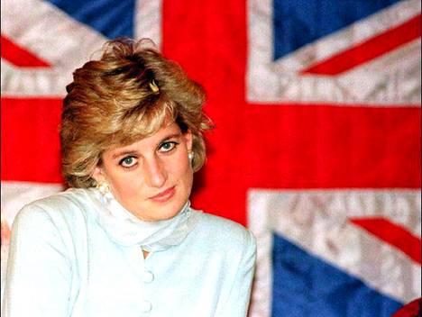 Diana on jäänyt mieleen sydänten prinsessana.