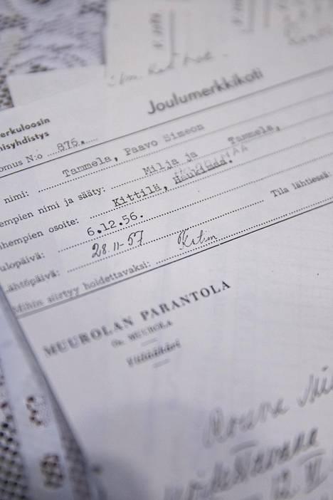 Joulumerkkikoteja oli Oulun lisäksi Kuopiossa, Tampereella ja Pälkäneellä. Vuonna 2014 joulumerkkikotilapset saivat oman yhdistyksensä. Joulumerkkikotilapset ry tarjoaa jäsenilleen muun muassa tietoa ja vertaistukea.