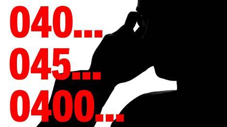Monet suomalaiset ovat saaneet huijauspuheluita tai sellaisiksi epäiltyjä soittoja ainakin 045- ja 040- sekä 0400-alkuisista numeroista.