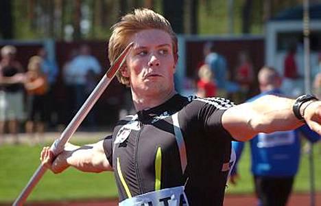 Andreas Thorkildsen on kovan luokan keihäänheittäjä, mutta hänestä olisi voinut tulla myös huippuvoimistelija.